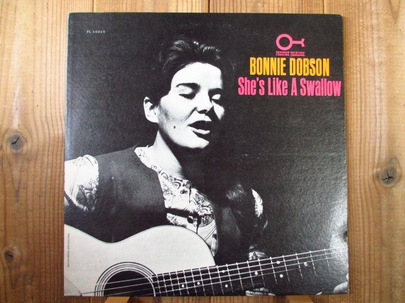 Bonnie Dobson She's Like A Swallow